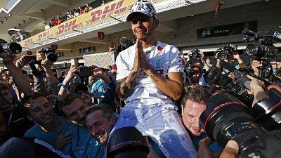 F1: Hamilton, nel 2020 voglio 7/o titolo