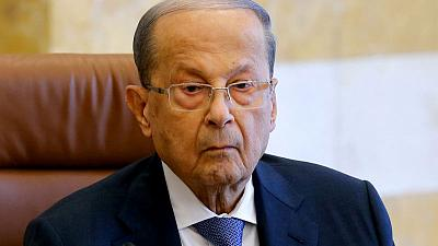 Lebanon's Aoun hopes a government is formed in the coming days