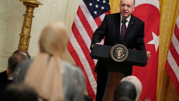 U.S. wrong to push Turkey to drop Russian defences - Erdogan