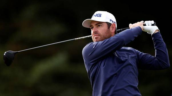 Oosthuizen leads after opening-round charge at 'Africa's Major'