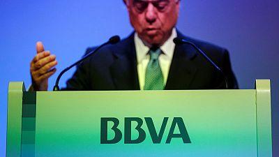 Spain's former BBVA chairman 'FG' placed under investigation - source
