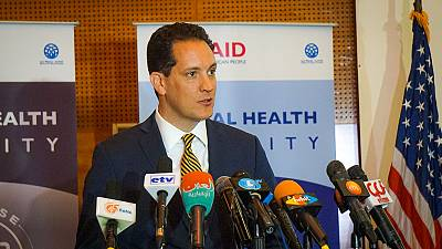 U.S. Invests in Digital Solutions to Modernize Ethiopia's Health System