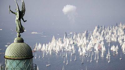 Barcolana a China City Sailing Festival