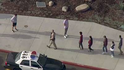On 16th birthday, California student opens fire at his high school, killing two