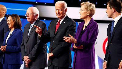 Factbox: Nineteen Democrats, three Republicans eye U.S. presidential nominations