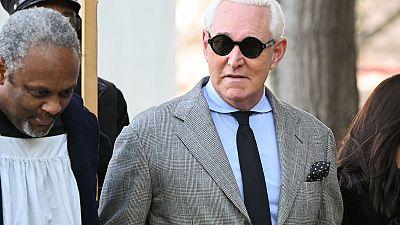 Jury begins considering verdict in trial of Trump adviser Roger Stone
