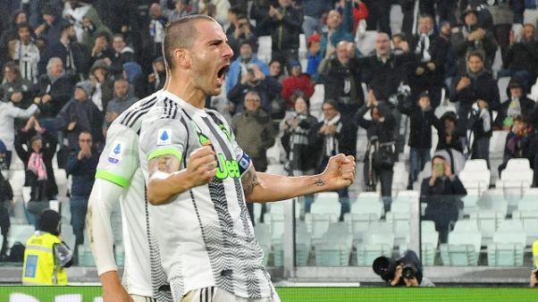 Bonucci,CR7 vuole aiutare Juve a vincere