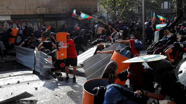 Chile's finance minister expects job losses, fuel hike in wake of protests