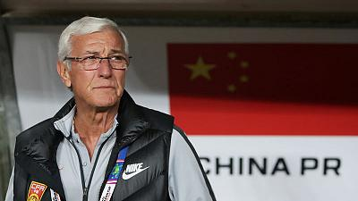 Lippi quits as China coach after Syria defeat