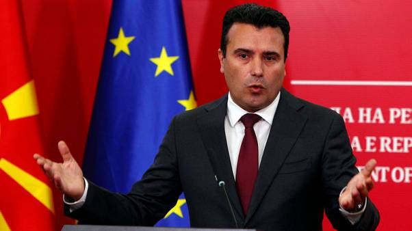 North Macedonian PM says disappointed by EU but still committed