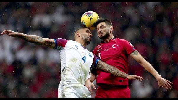 Euro 2020: Turchia e Francia qualificate