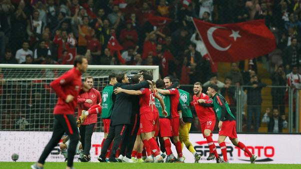Turkey qualify for Euro 2020 with draw against Iceland, France also secure spot