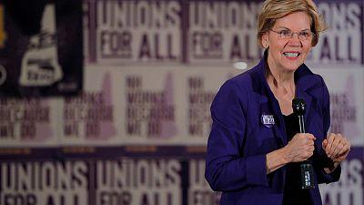 Goldman's Blankfein calls Warren's criticism 'tribalism' in spat with billionaires