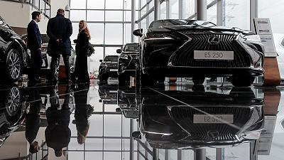 Owner of Russia's largest car dealership considering sale