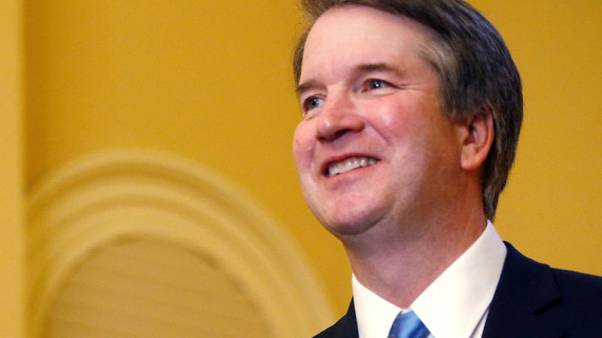 U.S. Justice Kavanaugh to make first major public speech since controversy