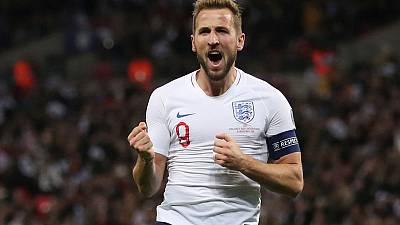 Kane treble helps England qualify for Euro 2020 with 7-0 win