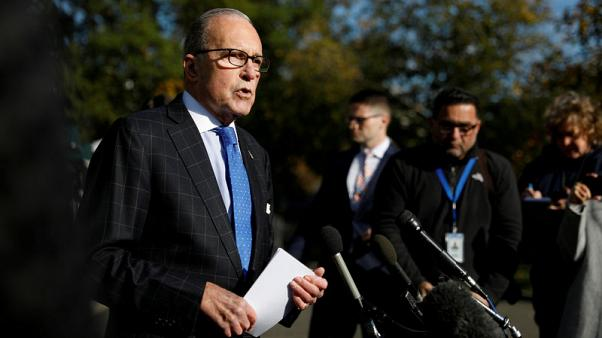 U.S. and China 'getting close' to trade deal - White House economic adviser
