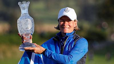 Matthew delighted to lead Europe's Solheim Cup defence
