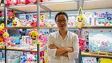 Beyond Baby Shark: creator of viral hit eyes China with dinosaurs