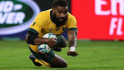 Winger Koroibete named Australia's best player