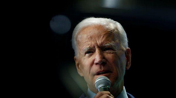 North Korea calls U.S. candidate Biden a 'rabid dog' nearing death