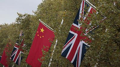 China strongly condemns attack on Hong Kong government official in London
