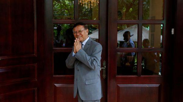 Cambodian judge ends investigation of opposition leader
