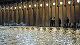 Venezia, stima peggiora da 150 a 160 cm