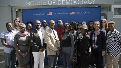 Namibia Institute for Democracy empowers Local Civil Society Organisations