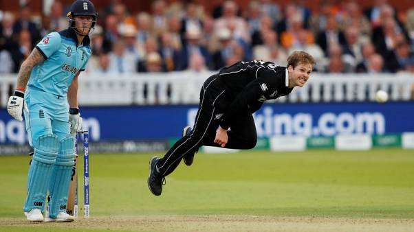 Fast bowler Ferguson gets New Zealand test call