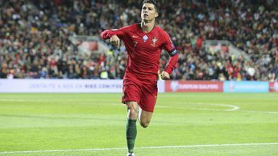 Il Portogallo esalta Ronaldo