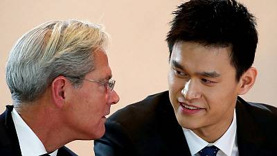 Sun Yang hearing faces translation problems