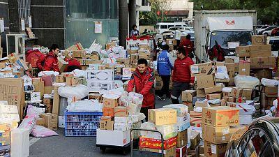 China's JD.com beats quarterly revenue estimates, shares rise