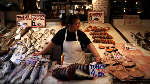 Euro zone Oct. inflation confirmed slowing to 0.7%, trade surplus up