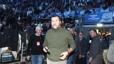 A.Mittal:Salvini, governo fallisce? Via