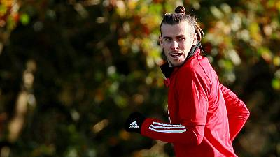 Bale more excited to represent Wales than Real Madrid