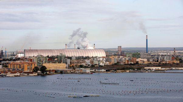 Italian union says ArcelorMittal will quit Ilva steel plant on Dec. 4