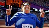 Atletica:Mondiali paralimpici,6 medaglie
