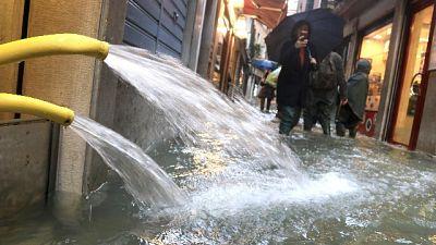 Venezia: settimana da record per acqua