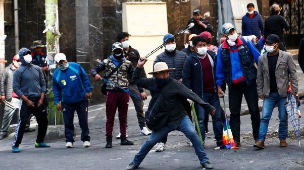 Bolivia kicks out Cubans, Venezuelans for allegedly fuelling unrest