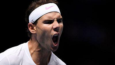 Nadal's win over Tsitsipas in vain as Zverev reaches semis