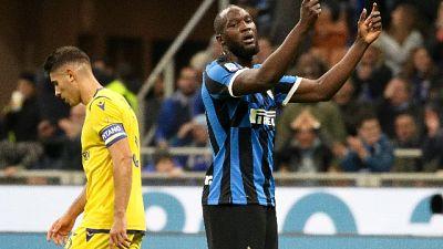 Lukaku:Razzismo?Di più da Serie A e Uefa