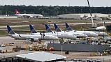 United joins U.S. peers in pulling 737 MAX until early March