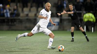 Pukki fires Finland to first major finals at Euro 2020
