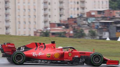 F1: Brasile, Ferrari bene in 2/e libere