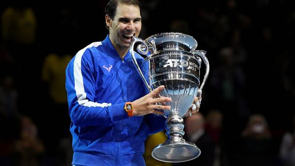 Nadal says ending year as number one is big satisfaction