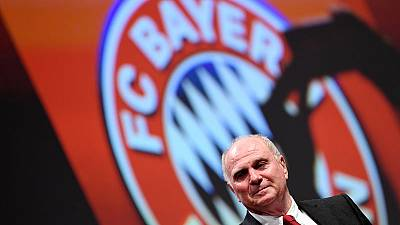 Hoeness era ends at Bayern Munich as turnover tops 750 million euros
