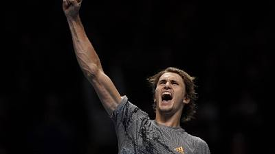 Atp Finals: Zverev vince, Nadal è fuori