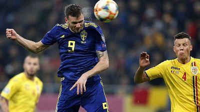 Euro 2020: la Svezia si è qualificata