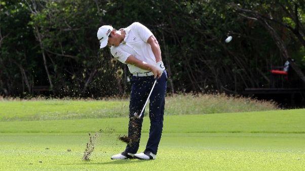 Golf, al Mayakoba Classic in testa Lee